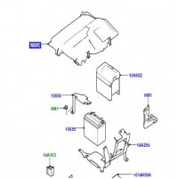 BATTERY BOX COVER LR066540