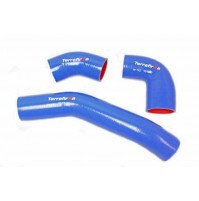 SILICONE TURBO HOSE SET DEF 2.2L PUMA  BLUE TF742