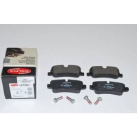 BRAKE PAD SET REAR RRS - DIS4 2010>    LR015519