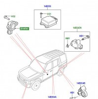 SENSOR SIDE AIRBAGS LR043878