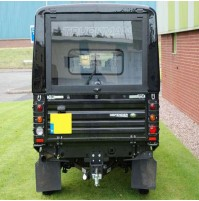 TRUCKMAN HARDTOP FOR DEFENDER 130 DOUBLE CAB