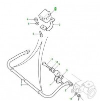 BUSH ANTI ROLL BAR          NTC6828