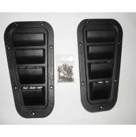 Hi Force air intake grille Pair  KBX5101