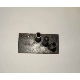 CLAMPING PLATE SPARE WHEEL DEF    MUC2442