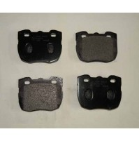 BRAKE PADS FRONT SOLID PINS NO SEN  D1 & EARLY 90            SFP500160