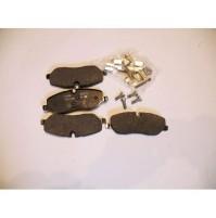 BRAKE PADS FRONT     LR019618