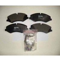 BRAKE PADS - WITH SP     LR051626R